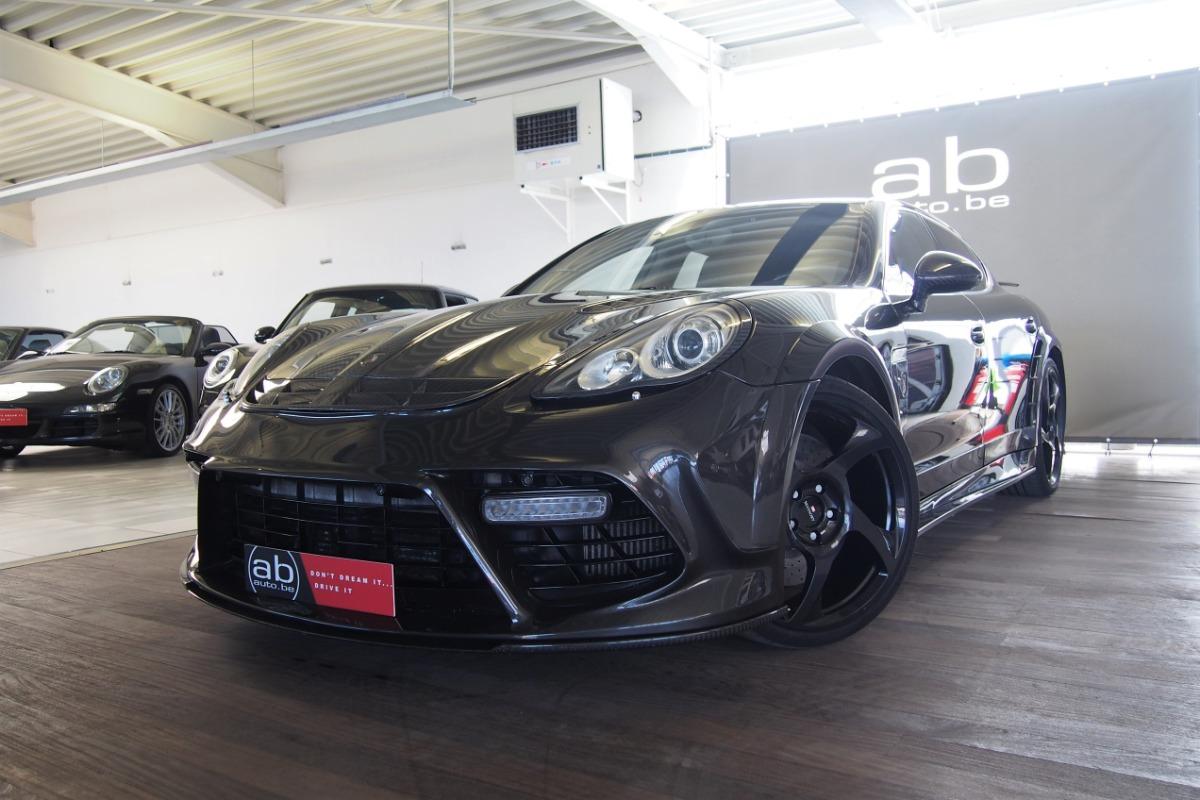 Porsche Panamera Mansory 970 G Force One Nieuwprijs 305 000